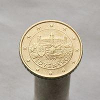 Словакия 50 евроцентов 2009