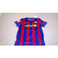 Футболка Месси/Messi Барселона/Barcelona 09/10 год