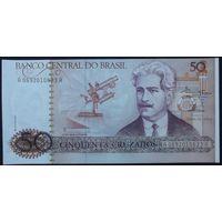 Бразилия. 50 крузадо 1986-88 [UNC]