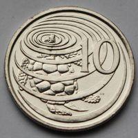 Каймановы острова, 10 центов 1996 г