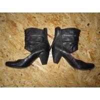 Ботильоны летние Street shoes (пр-во Германия), р.37