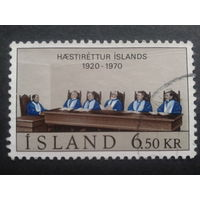 Исландия 1970
