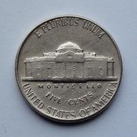 США 5 центов. 1949. Jefferson Nickel