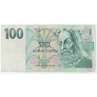 Чехия, 100 крон 1998 год.