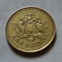 5 центов, Барбадос 2005 г.