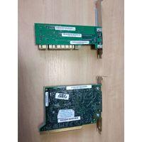 Ethernet адаптер Zyxel и Ethernet адаптер IBM на 100 Mбит каждый