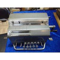 Арифмометр, счетная машинка ВК-1