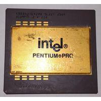 Ретро-процессор Intel Pentium Pro.