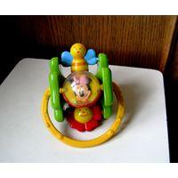 Развивающая игрушка с Минни и Микки Маусами