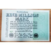 1 000 000 (1 миллион) марок 1923 года - Германия - UNC