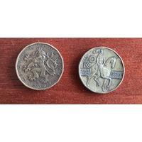 Чехия, 20 крон 2002