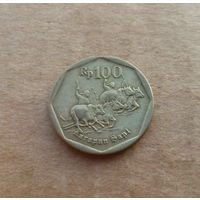 Индонезия, 100 рупий 1996 г.