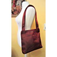 PICARD . Марочная немецкая летняя сумка из крепкой ткани.ф