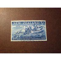 Новая Зеландия 1959 г.Доставка шерсти.