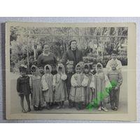 Дети фото 1965 г  размер 9х12 см