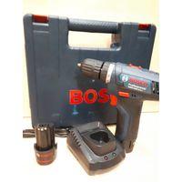 """Шуруповерт """"BOSCH"""" GSR 1020-2-Li Professional в кейсе + зарядное устройство +2 АКБ (12 вольт, 2 Ам/час)"""