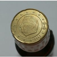 20 евроцентов 2003 Бельгия aUNC пореже