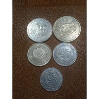 Набор монет Грузия