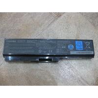 Toshiba c660 корпус аккумулятора