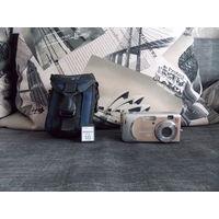 Фотоаппарат цифровой Canon Pawer Shot A430+чехол+флешка