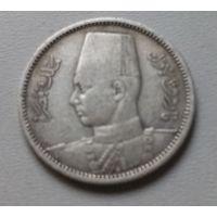 Египет 2 пиастры 1937 г.