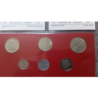 1к Израиль набор 1974 распродажа коллекции