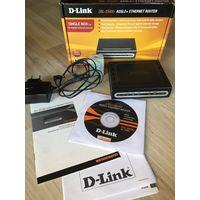 Новый DSL-маршрутизатор D-Link DSL-2500U