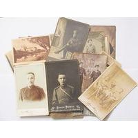 Коллекция царских фотографий и открытка Пинск.  Торги 3 дня.