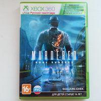 Murdered: Soul Suspect. X-BOX 360. LT+3.0. Игра для прошитого xbox