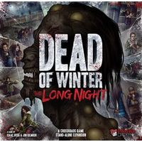 Настольная игра Dead of Winter: The Long Night