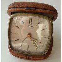 Антикварные Часы-будильник Германия