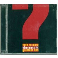 2CD Faith No More - Who Cares A Lot? (The Greatest Hits) (1998) Alternative Rock, Funk Metal, Hard Rock