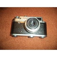 Фотоаппарат Зоркий-4 (индустар 50)