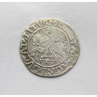 Полугрош Литовский 1557г.Сигизмунд ll Август