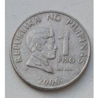 Филиппины 1 писо 2000