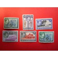 Британская колония. Соломоновы острова.