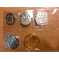 Западная Сахара 5 монет одним лотом