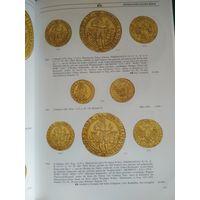 Высококачественный каталог монет и медалей  KUNKER на немецком нумизматика золотые и серебряные монеты Германии и России