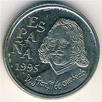 Испания 10 песет 1995 г.