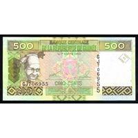 Гвинея / GUINEA_2006_500 Francs_P#39.a_UNC-