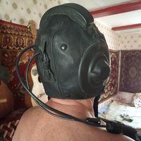 Шлем лётный ВВС СССР