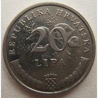 Хорватия 20 липа 2007 г. (g)