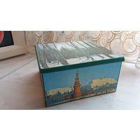 Шкатулка коробка из СССР.