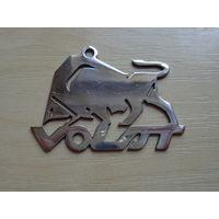 """Брелок-эмблема """"Volat"""" (бонус при покупке моего лота от 5 рублей)"""