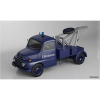 Коллекция Полицейские машины мира FIAT 615 (Полиция Италии) 52 номер