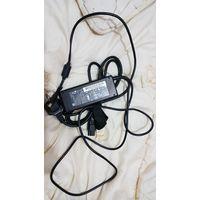 Мощное зарядное для ноутбука HP, 19 вольт, 4.74а (90W). Оригинал. Модель зарядки ppp012d-s, штекер 7.4X5.0мм