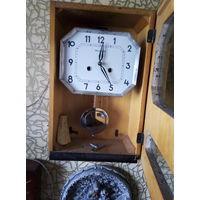 Часы настенные с боем - Янтарь