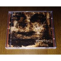 """Anglagard - """"Epilog"""" 1994 (Audio CD) классика прогрессив-рока из Швеции"""