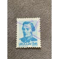 Уругвай 1979. Artigas Blanes