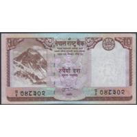 10 рупий 2010г. UNC